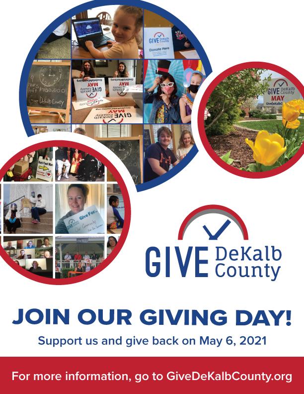 Give DeKalb County 2021